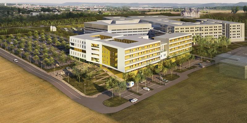 Spitalul din Metz